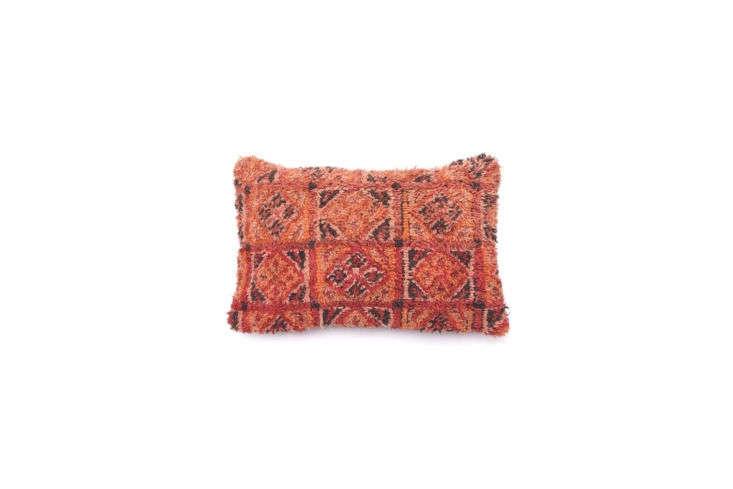 this vintage berber pillow is \$\10\2 at berberology. 20