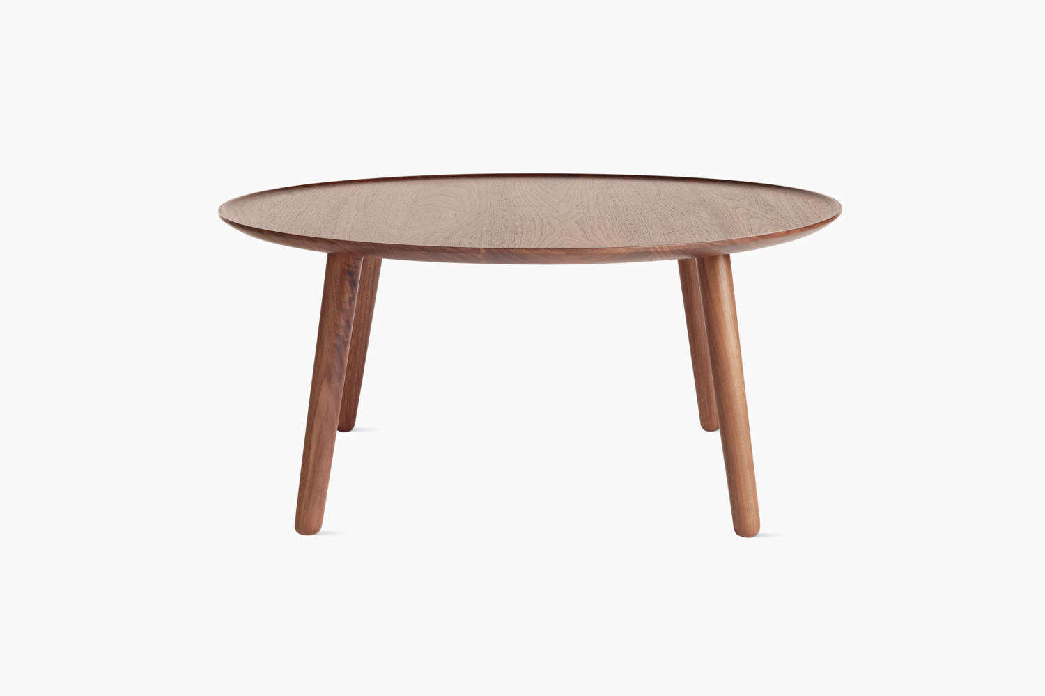 The walnut Edge Coffee Table is $995 at Design Within Reach.