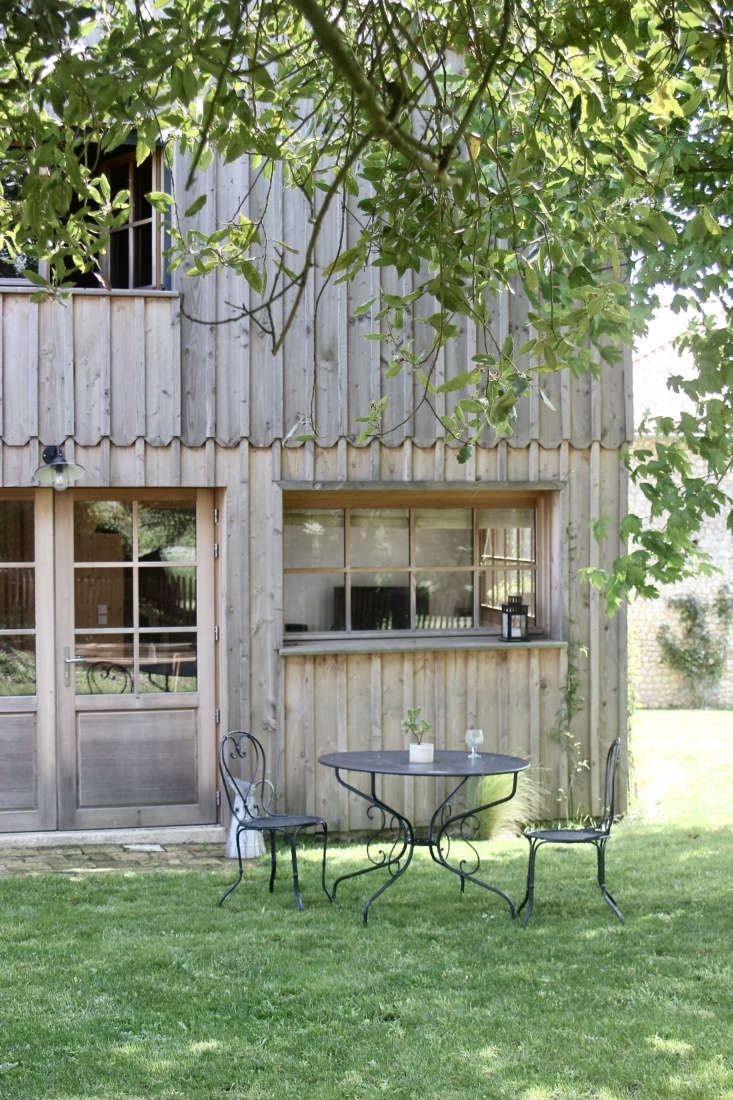justine and jean redesigned what had been a bake house dating from the early \1 9