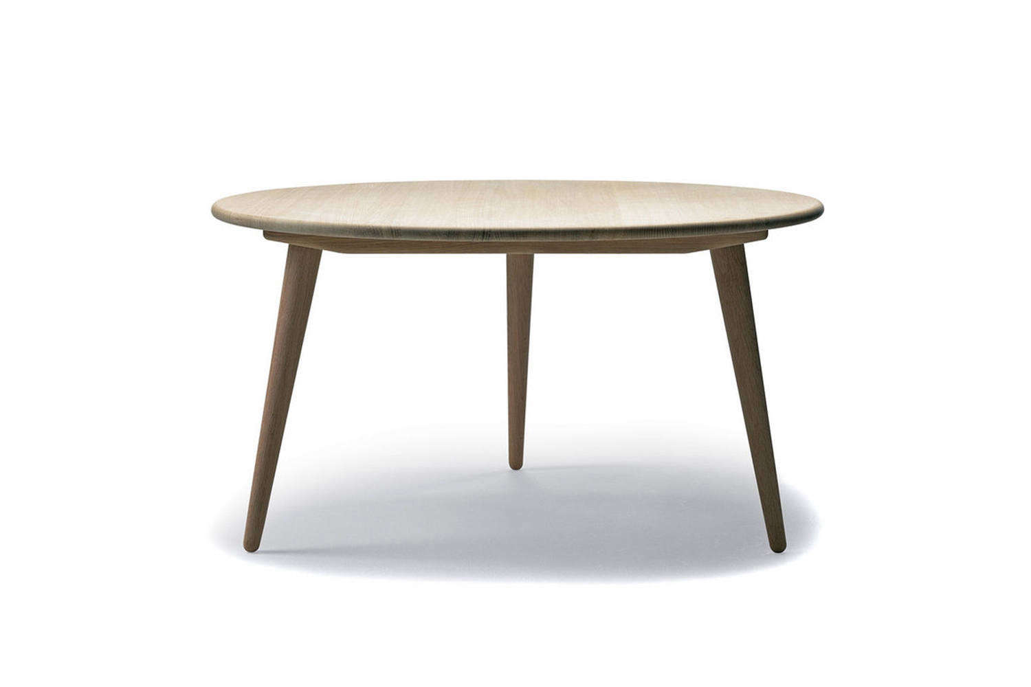 The Hans Wegner CH008 Low Table was first designed in 54; $loading=