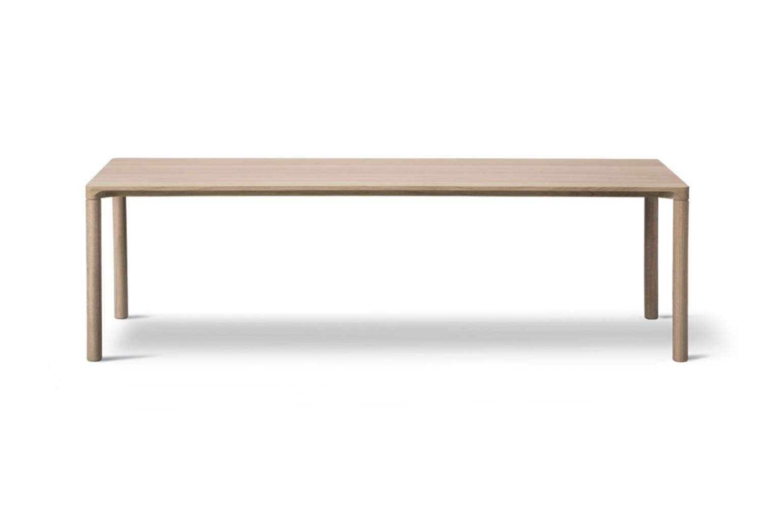 Designed by Hugo Passos in , the Piloti Coffee Table is available in four finishes of oak at Fredericia. Contact for price and ordering information.