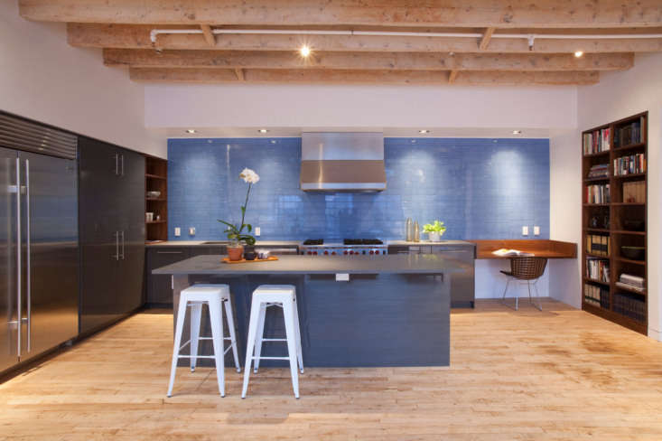 GSDO design company transformed an old factory into an industrial loft in South Williamsburg. Photo by Lauren Coleman.