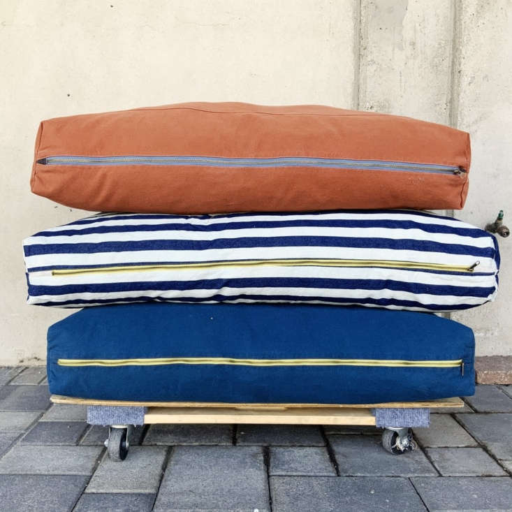 According to Suay, you can keep these floor pillows &#8
