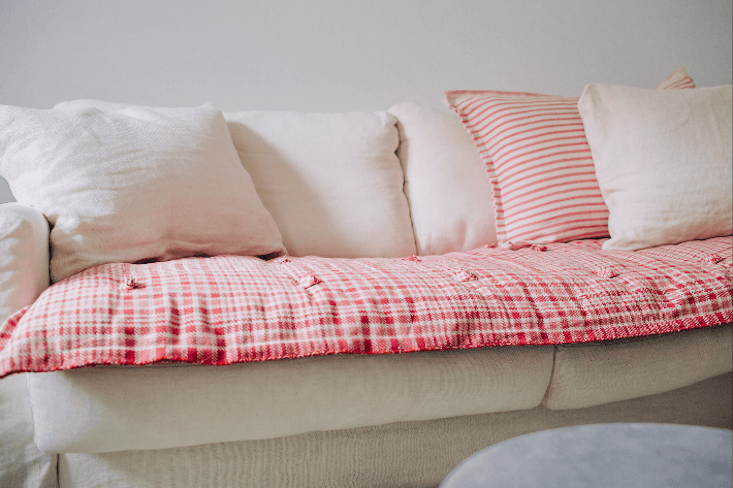 The Cotton Futon Pink 5 is $9 (down from $