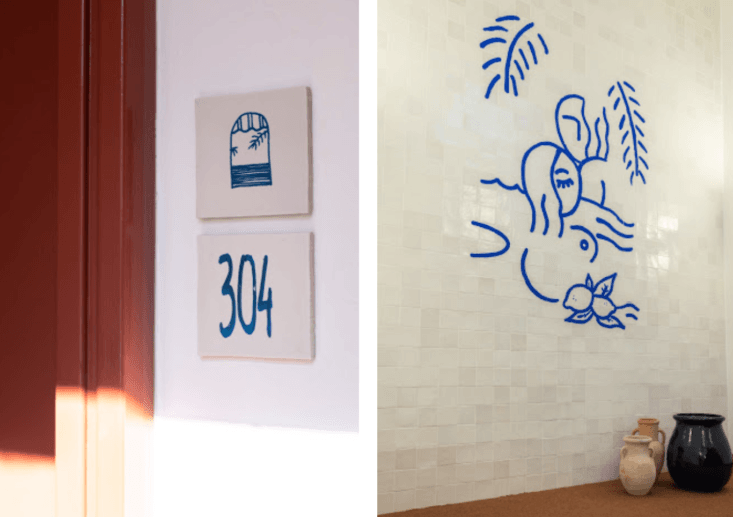 hotel le sud france details