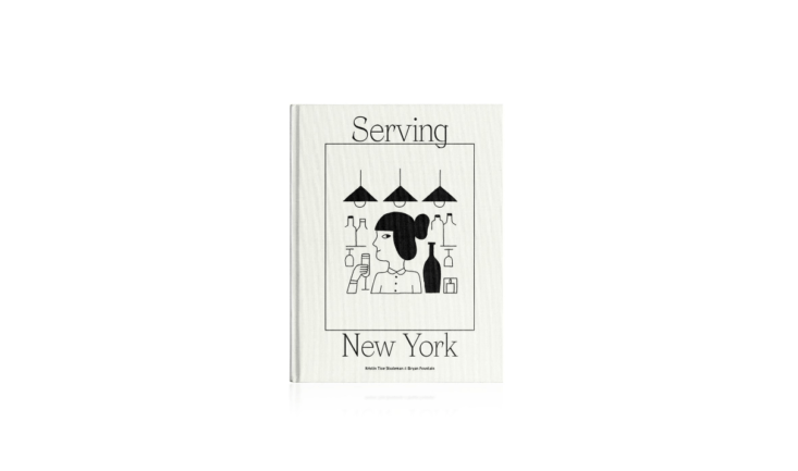 A fitting gift for this year: The charmingServing New York($35)by Kristin Tice Studeman and Bryan Fountain, written in the first week of NYC&#8