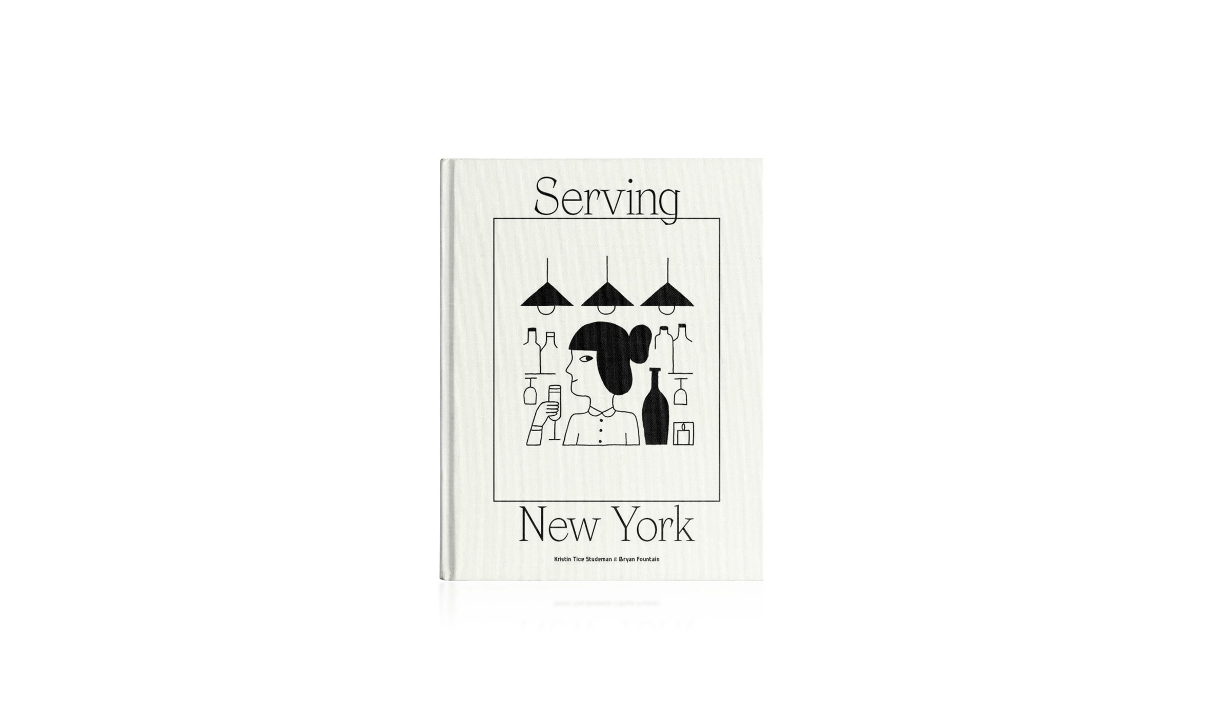 A fitting gift for this year: The charming Serving New York ($35) by Kristin Tice Studeman and Bryan Fountain, written in the first week of NYC&#8