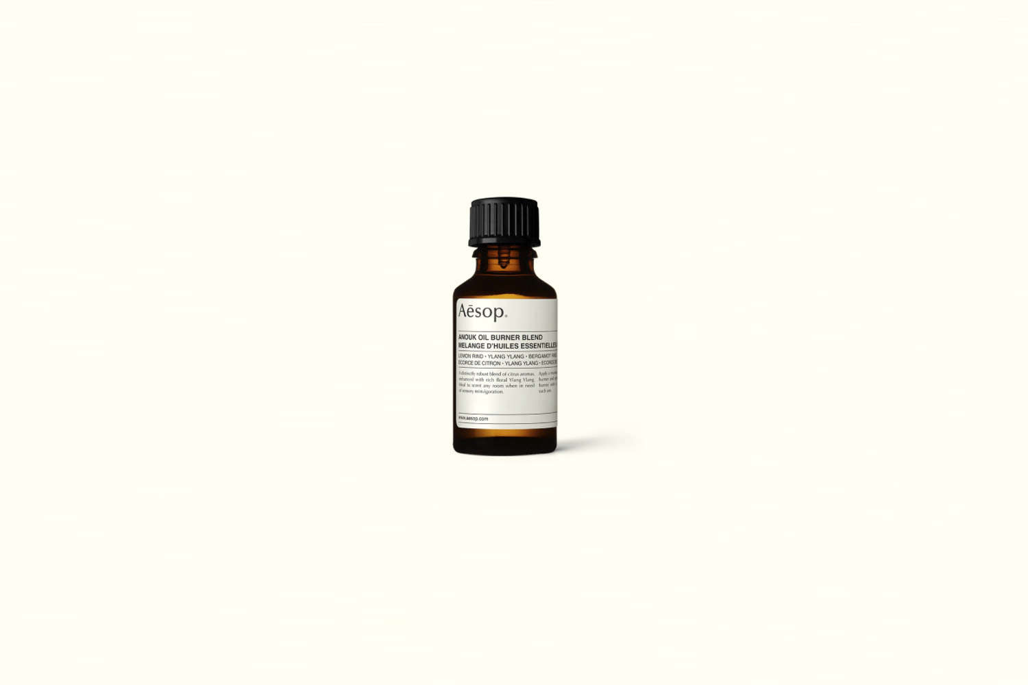 Remodelista Gift Guide 2020 Gifts for the Home Fragrance Snob Aesop&#8\2\17;s Anouk Oil Burner Blend (\$39) is a blend of citrus aromas including bergamot rind. The oil is designed to use with an oil burner such as Aesop&#8\2\17;s Brass Burner (\$\170).