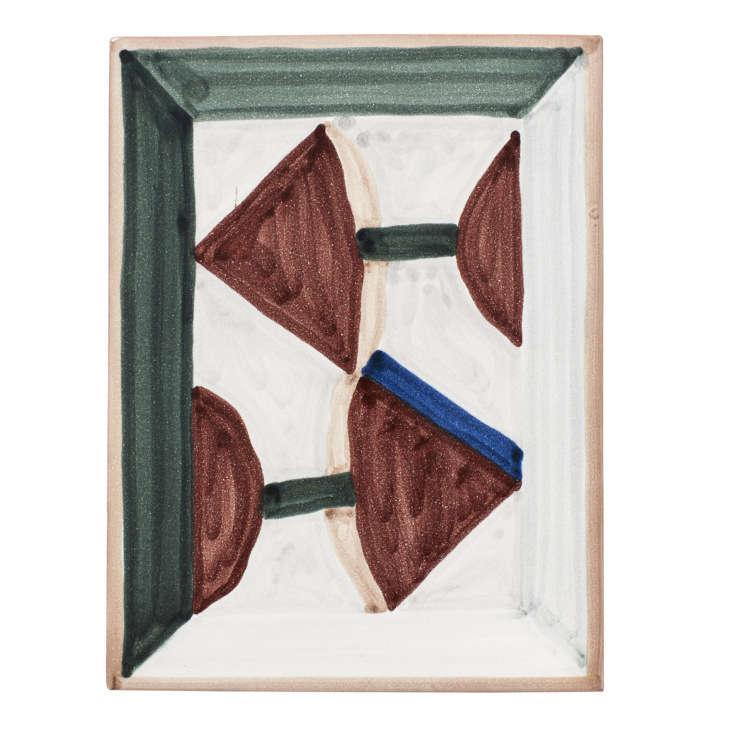 wayne pate tiles for balineum,flora exotica i. 16