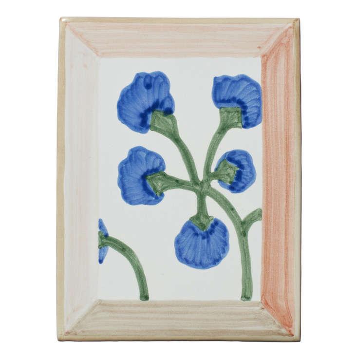 wayne pate tiles for balineum. flora exotica iv 15