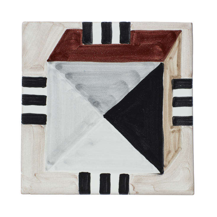 Wayne Pate tile collection from Balineum, Roma