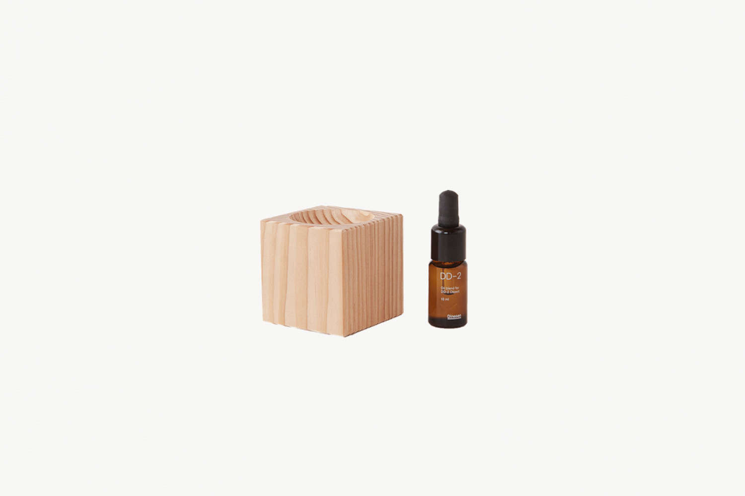 Remodelista Gift Guide 2020 Gifts for the Home Fragrance Snob We recently learned about the new DD \2 Oil Blend Set from our all time favorite wood floor purveyors, Danish company Dinesen. The set, made up of the oil blend and a Douglas fir object for dripping the oil onto, was created with artist and researcher Sissel Tolaas and the architecture firm Pneuma.