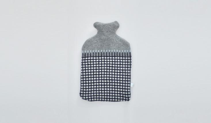 justine discovered textile maker harriett grist&#8\2\16;s hot water bottle  19