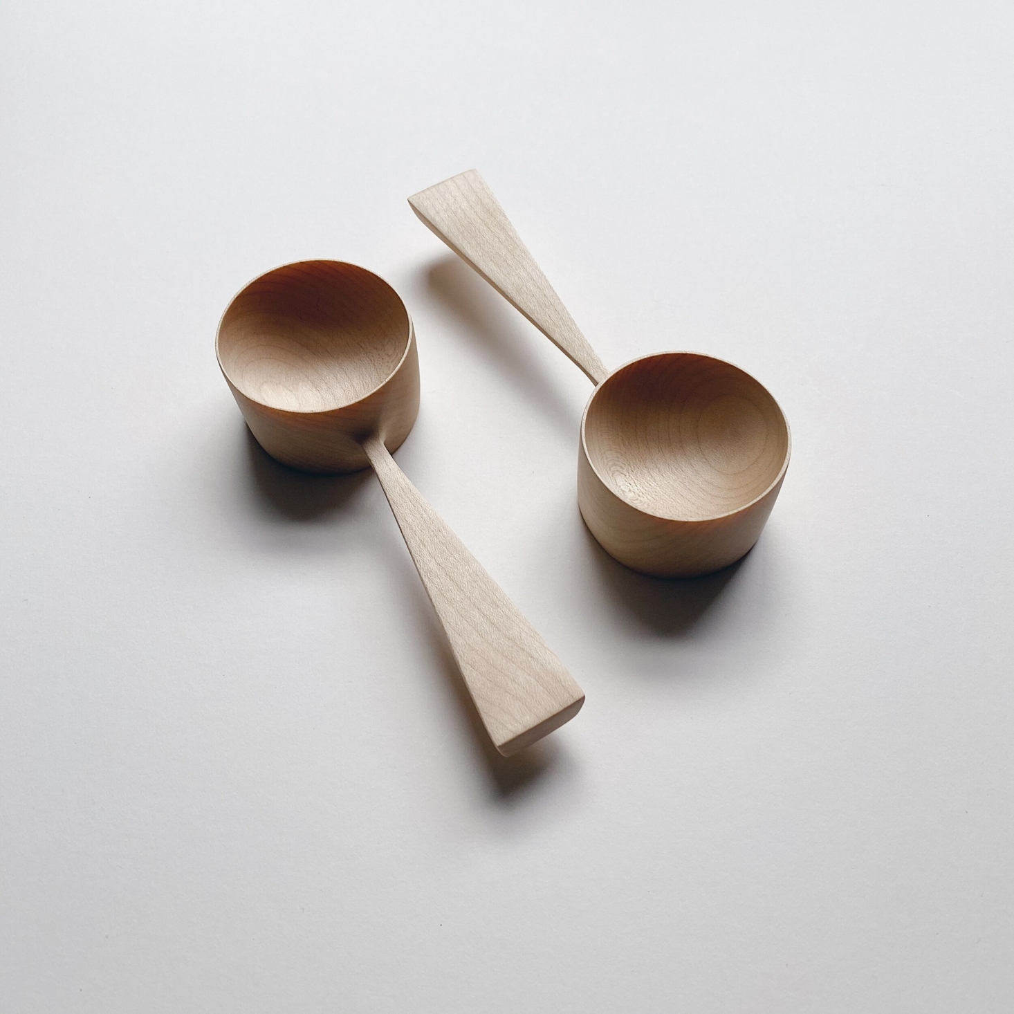 The Blonde Chunky Sycamore Scoop from celebrated UK woodworker Luke Hope is £0.