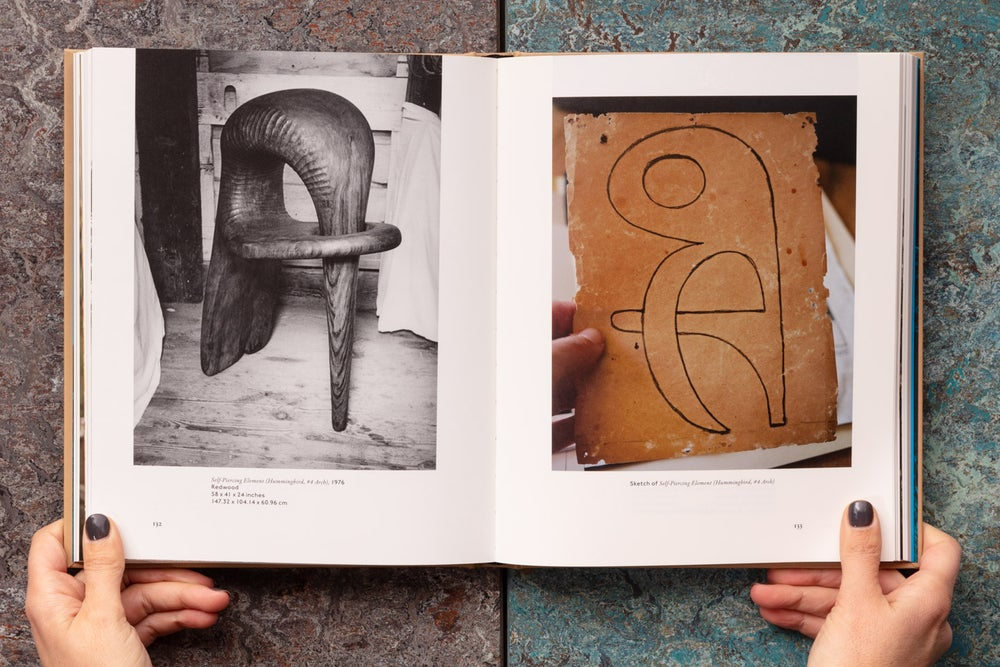 JB Blunk is the first survey of the ceramics and sculptures of the iconic Californian artist, with a handsome foil-stamped hardcover; $55 from Amazon.
