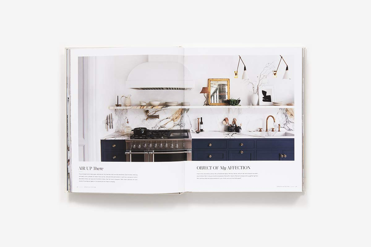 Live Beautiful, by design blogger Athena Calderone of EyeSwoon, with photos by Nicole Franzen, takes us on an international tour of the homes of interior decorators, creatives, and tastemakers—including Jenna Lyons, Nate Berkus and Jeremiah Brent, and Robin Standefer and Stephen Alesch of Commune; $36.80 from Bookshop.