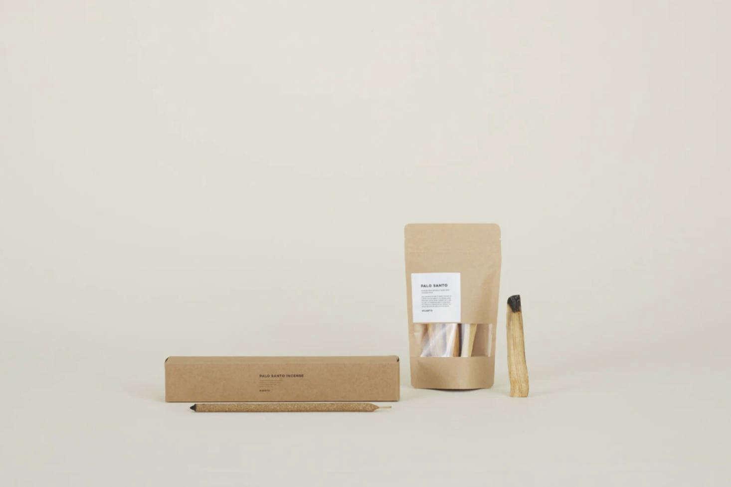 A straightforward Palo Santo wood from Kuarto. It&#8