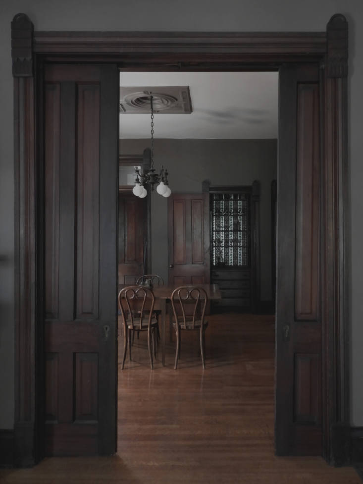 &#8\2\20;there is original neo gothic carpentry throughout the home,&#8 11