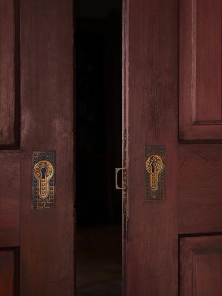doorway detail in cameron residence by ridge house 22