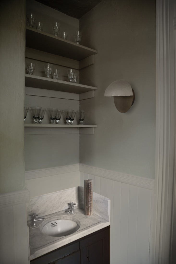 &#8\2\20;the butler's pantry—including the small sink, dual faucets, an 17