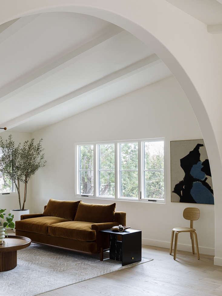 &#8\2\20;higher ceilings were created with new shapes, and five new skyligh 10