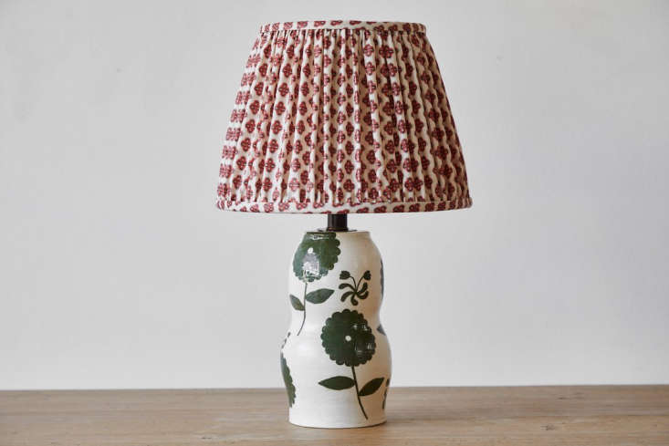 The Rebekah Miles Ceramic Table Lamp is $loading=