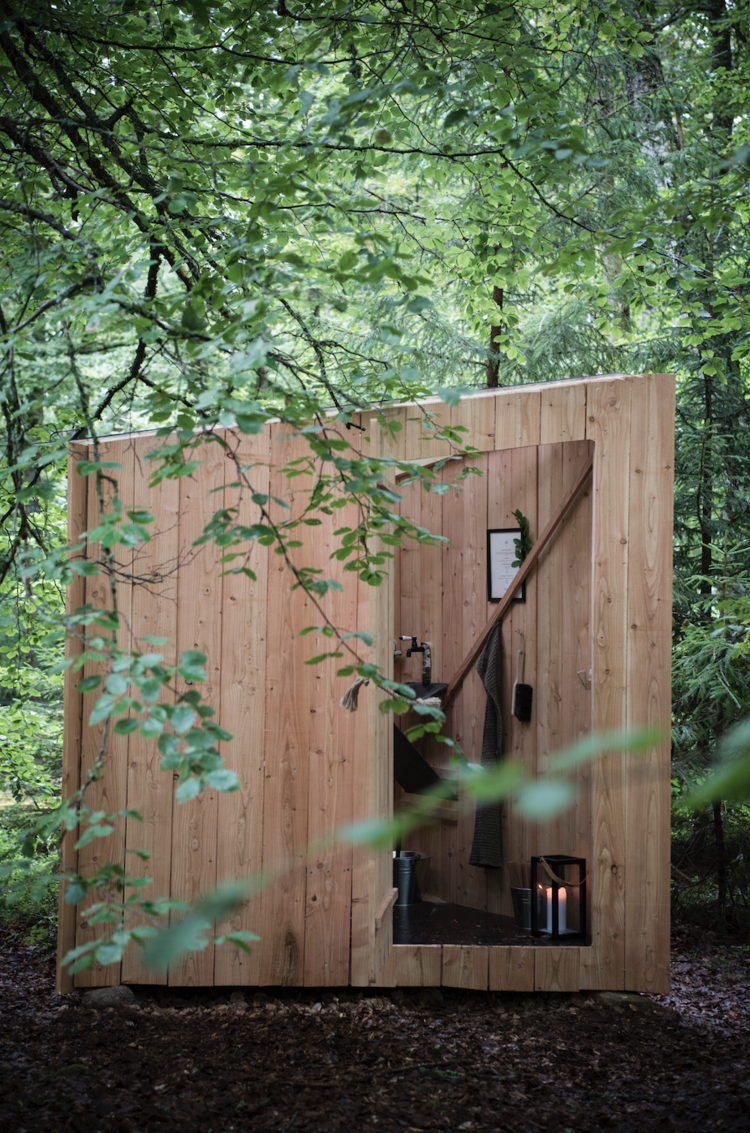The best-looking off-the-grid bath we&#8