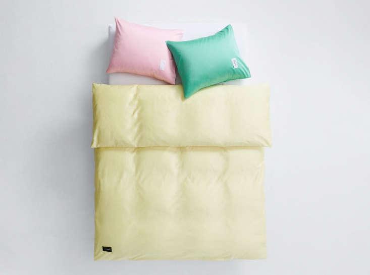1magniberg bedding linen home collection lemonade