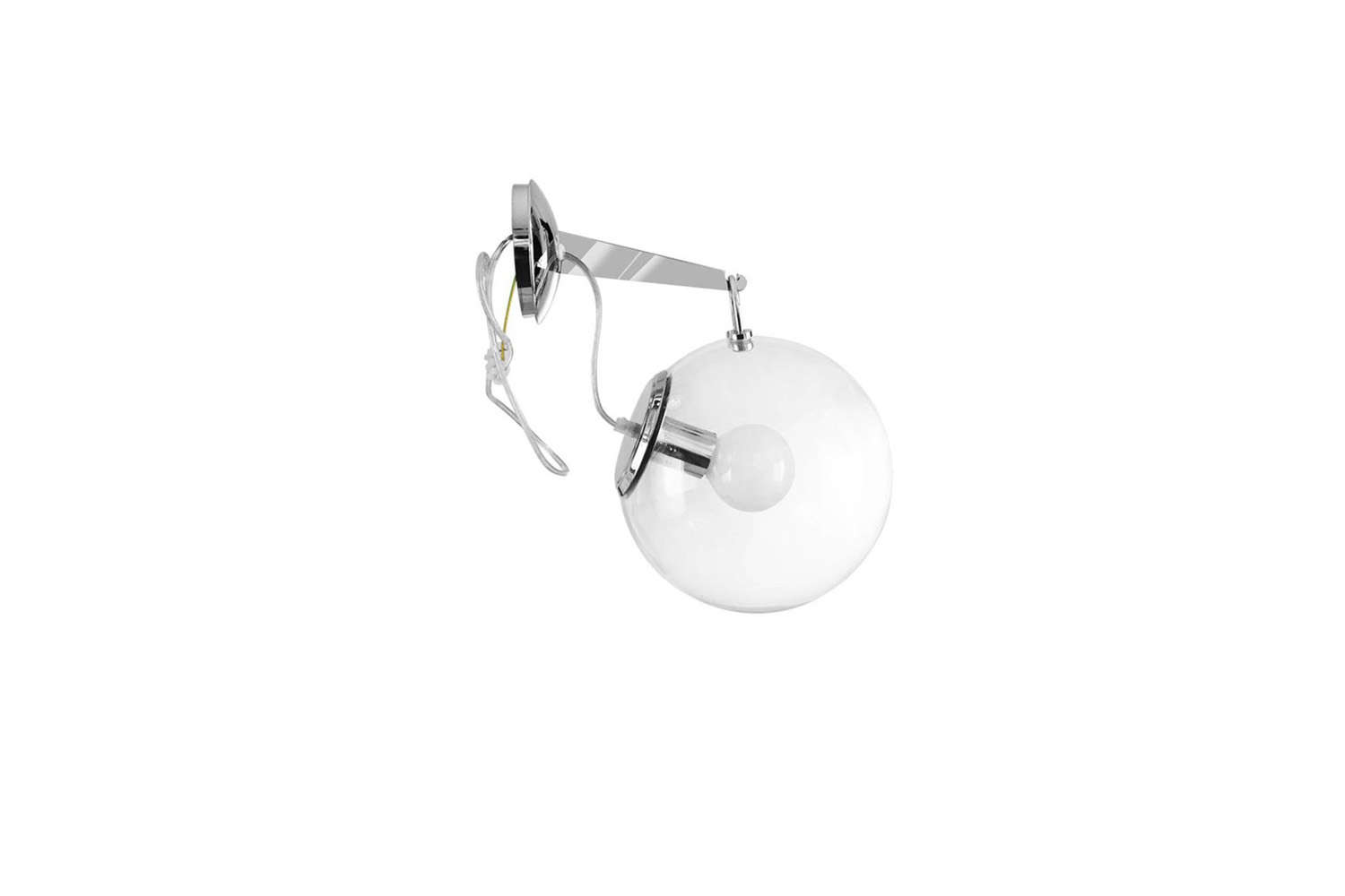 The Artemide Miconos Wall Sconce is $580 at Lumens.