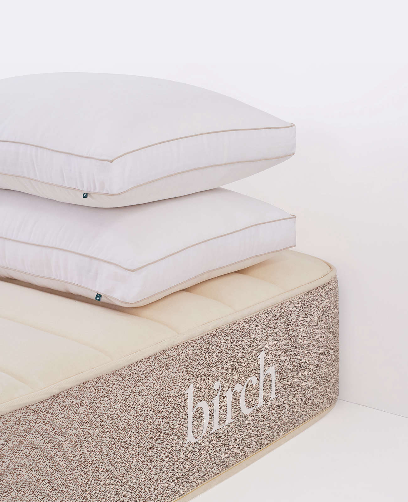 Each mattress also comes with two Eco-Rest Pillows with organic, fair trade cotton exteriors and fillings made from 0 percent recycled water bottles (a $9 value). Also available for purchase are the company's Organic Pillows, $99 each for the standard size (and currently out of stock).