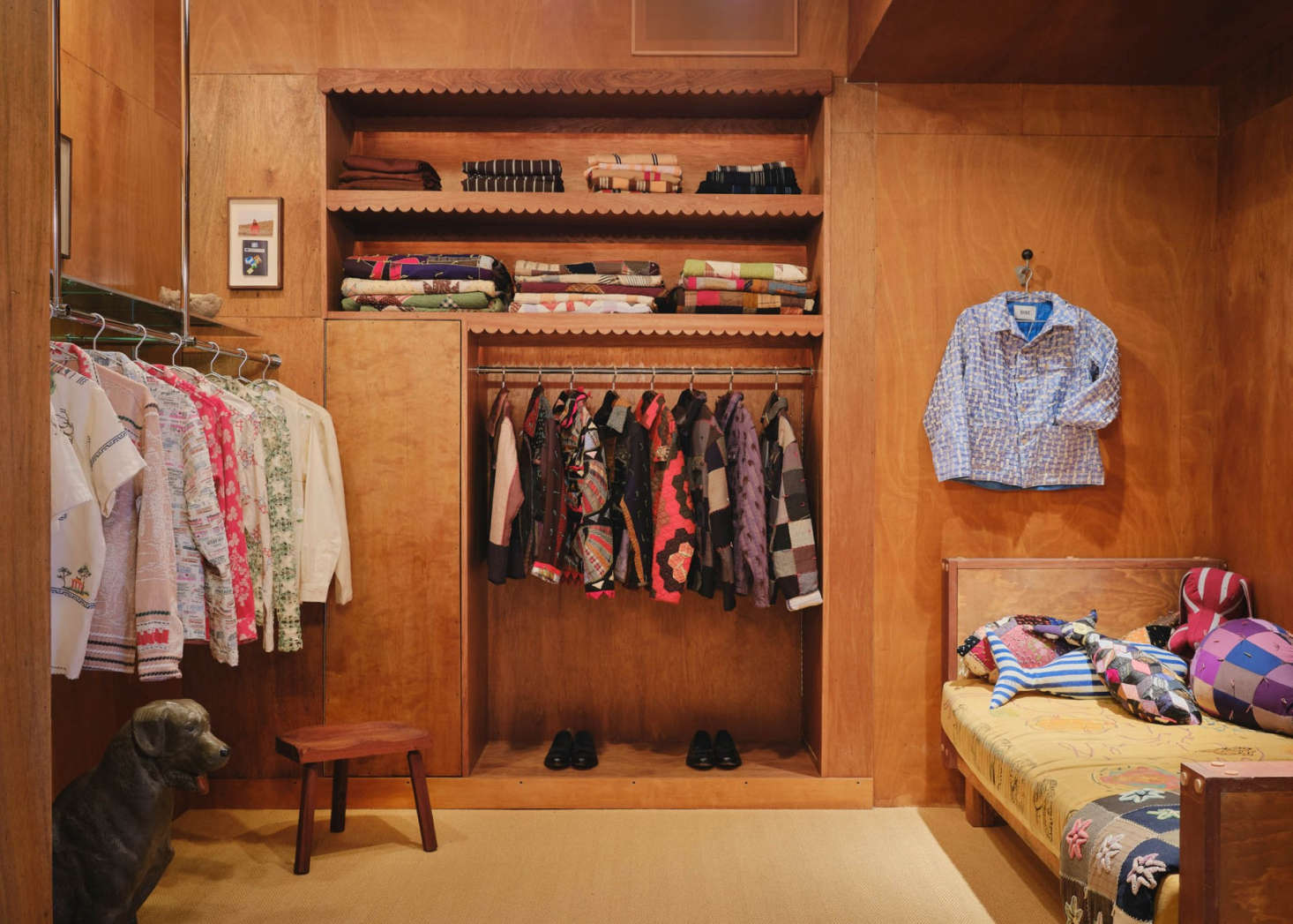 The Bode boutique at 58 Hester Street in NYC&#8
