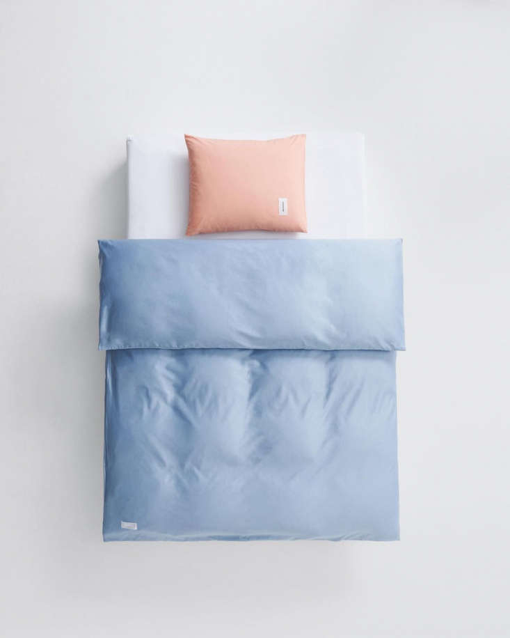 magniberg blue pink duvet