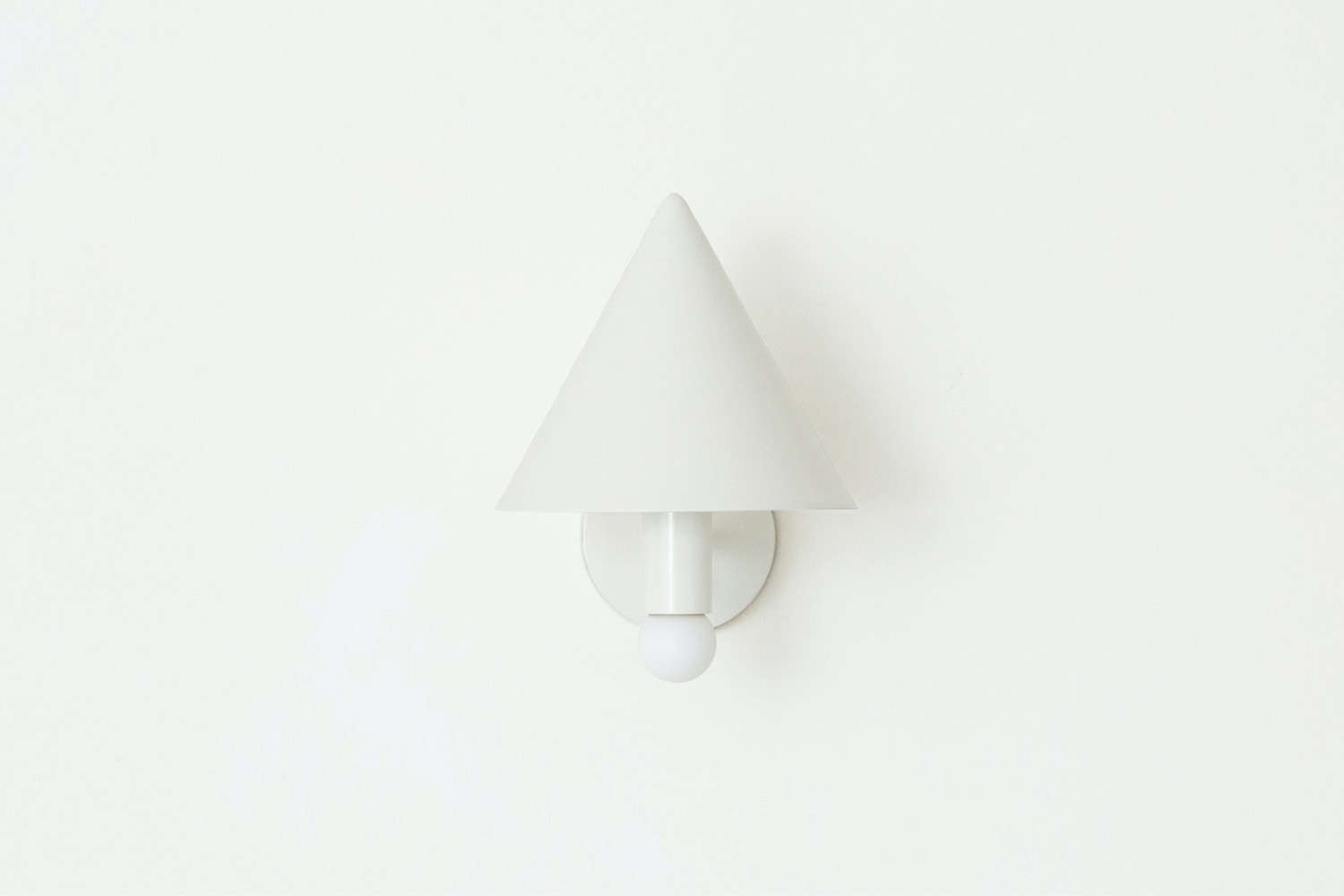 The Workstead Canopy Sconce is $loading=