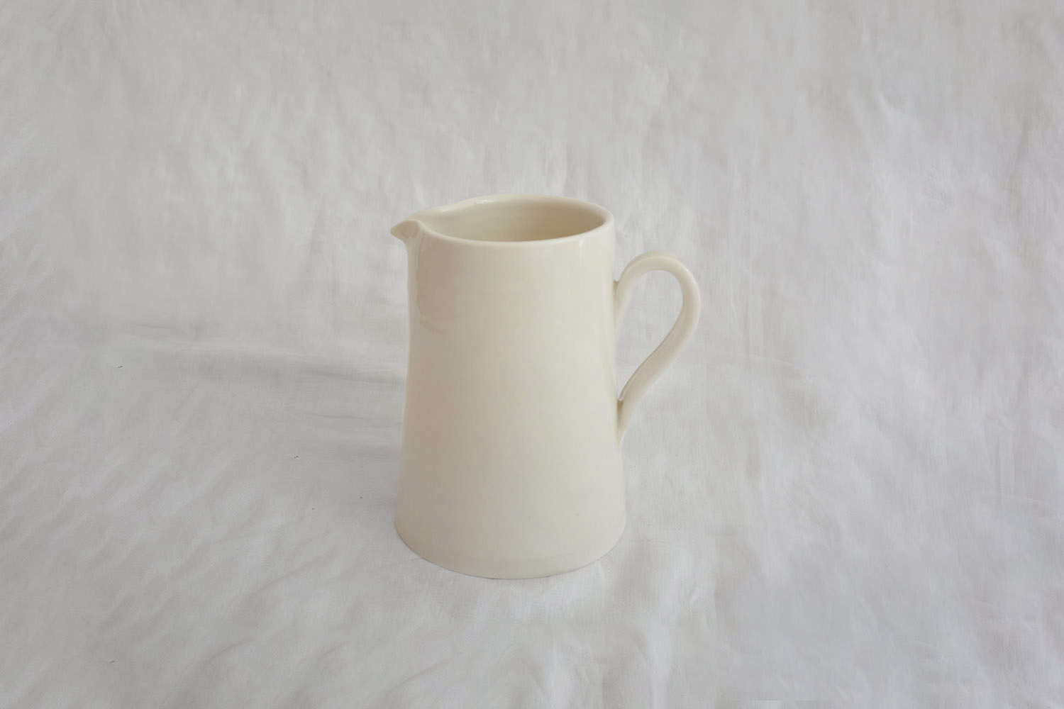 The WRF Lab Large Pitcher in Off White is $loading=