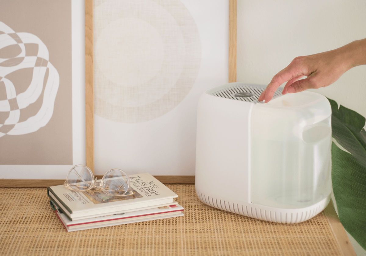 The Humidifier Gets a Revamp, via Canopy - Remodelista