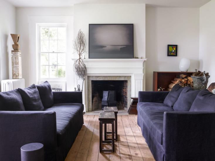 david mann living room upstate