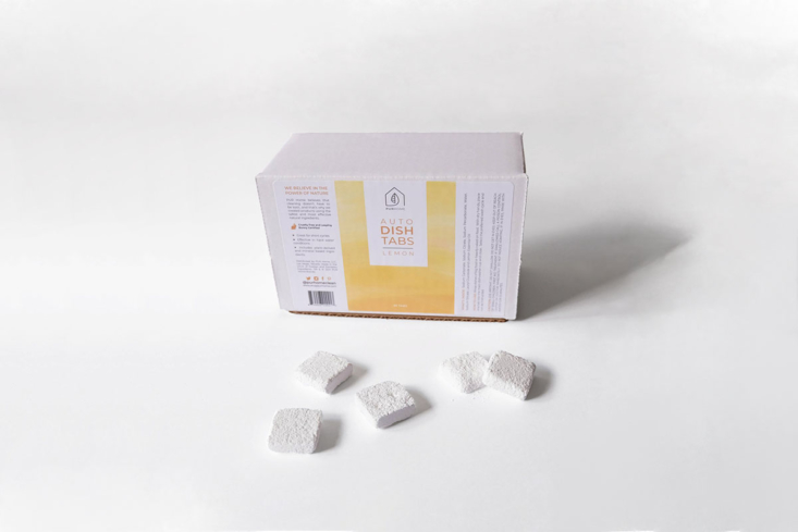 Pur Home The Latest Line of AllNatural Cleaners On Our List Pur Home Dishwasher Tabs are made from plant  and mineral based ingredients in plastic free packaging; a pack of 30 is \$\13 from Good Intent.