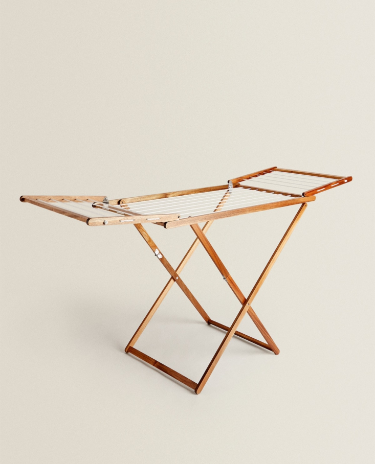 Folding Wooden Clothes Horse from Zara Home