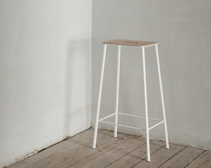 The Adam Counter Stool by Frama is $380 from Lekker Home.