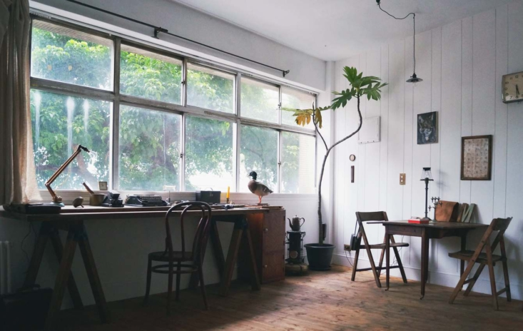 &#8\2\20;the first time i walked into this slanted apartment, the large win 9