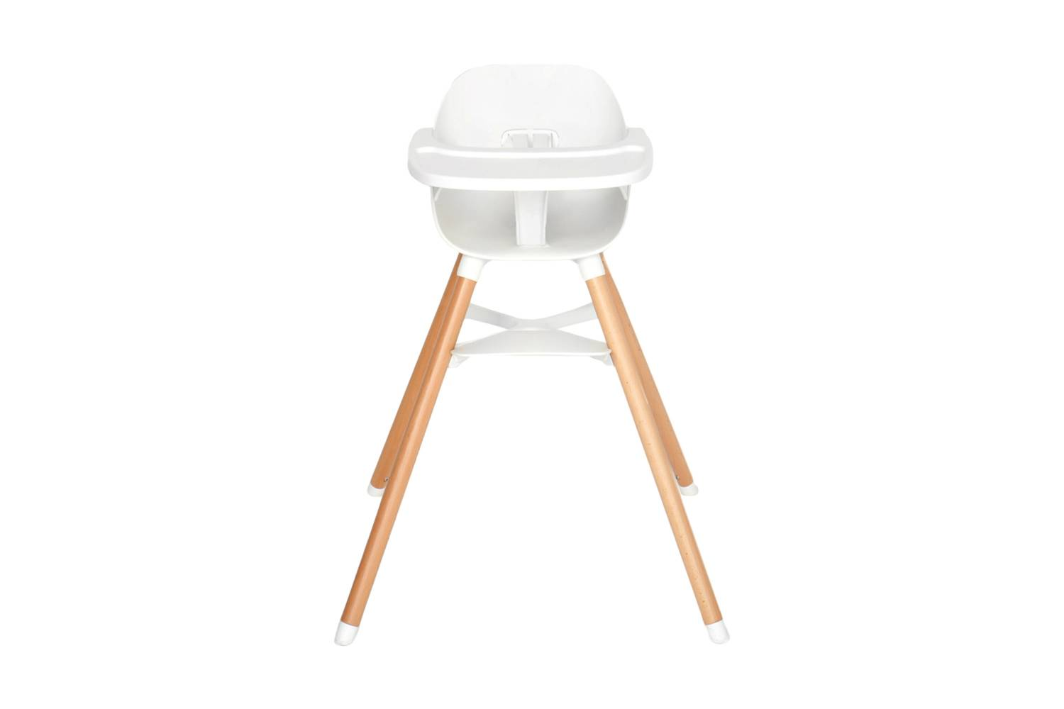 The Chair Full Kit in Coconut white from Lalo is $