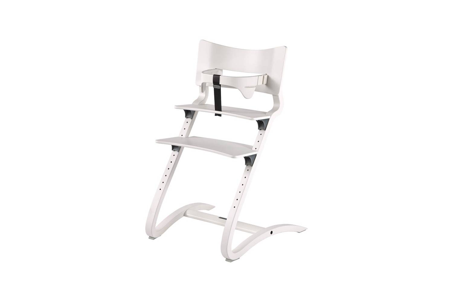 The Leander High Chair in White Satin is $7 at Smallable.