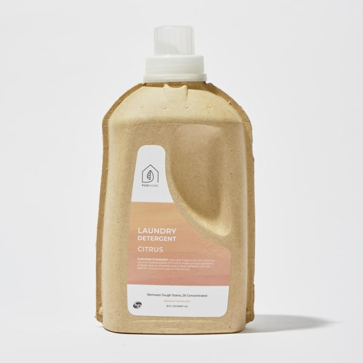 Pur Home The Latest Line of AllNatural Cleaners On Our List Pur Home Laundry Detergent Citrus