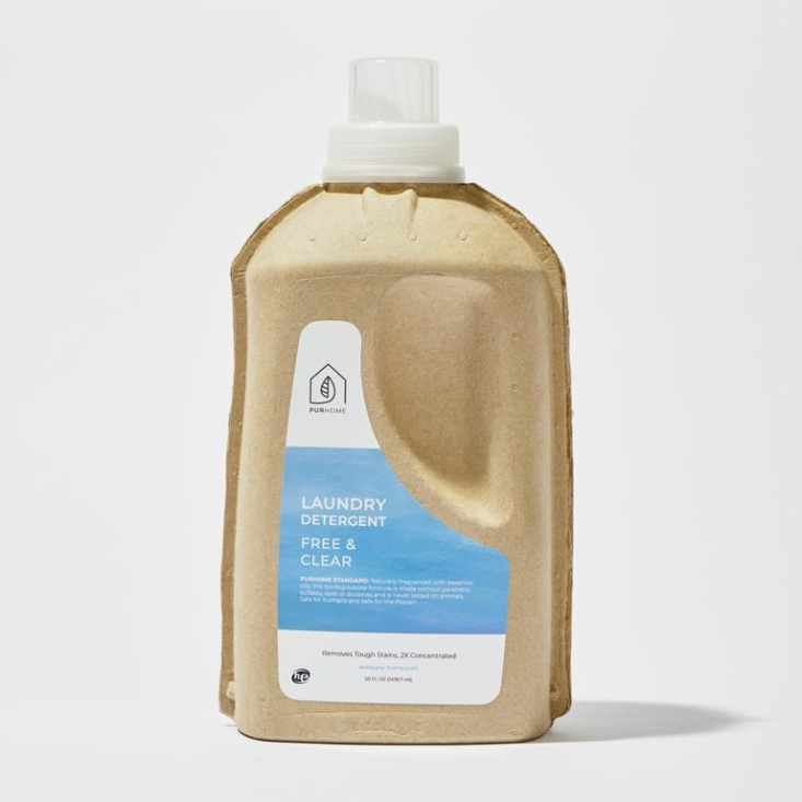 Pur Home The Latest Line of AllNatural Cleaners On Our List Pur Home Laundry Detergent Free and Clear
