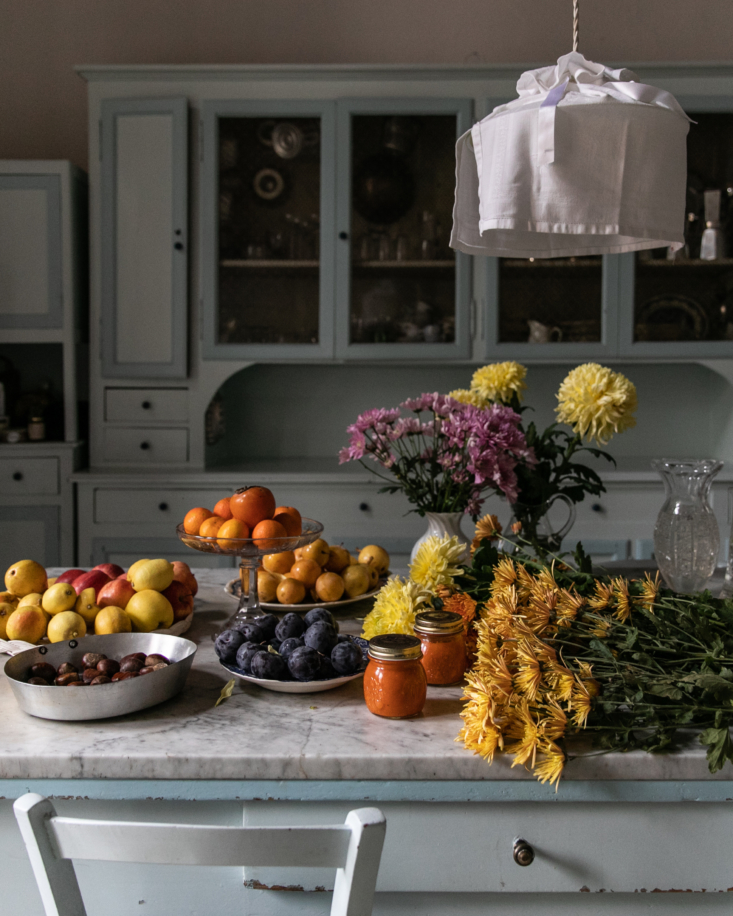 Cookbook author Skye McAlpine is offering a cooking experience for four at her home in Venice, Italy; the package includes two nights at the Hotel Danieli and two nights at the St. Regis (travel arrangements not included).