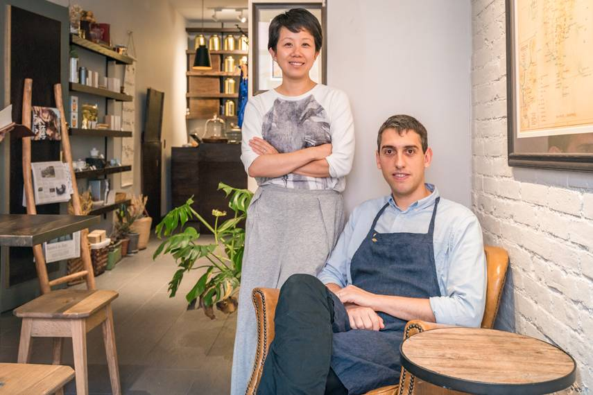 At a time when so much of the city is empty storefronts and chain restaurants, Elena Liao and Frederico Ribeiro manage to run the ultimate mom &#8