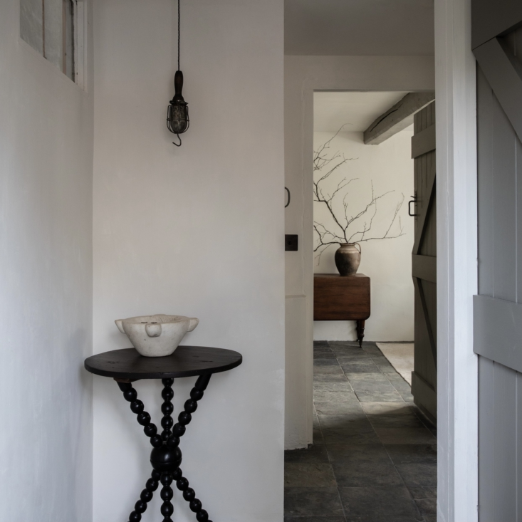 The entryway to Justine Cook&#8