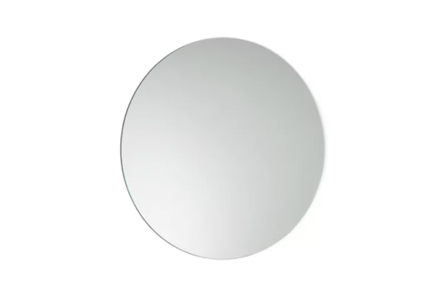 From Room & Board, the minimalist Focus Mirror is $9.