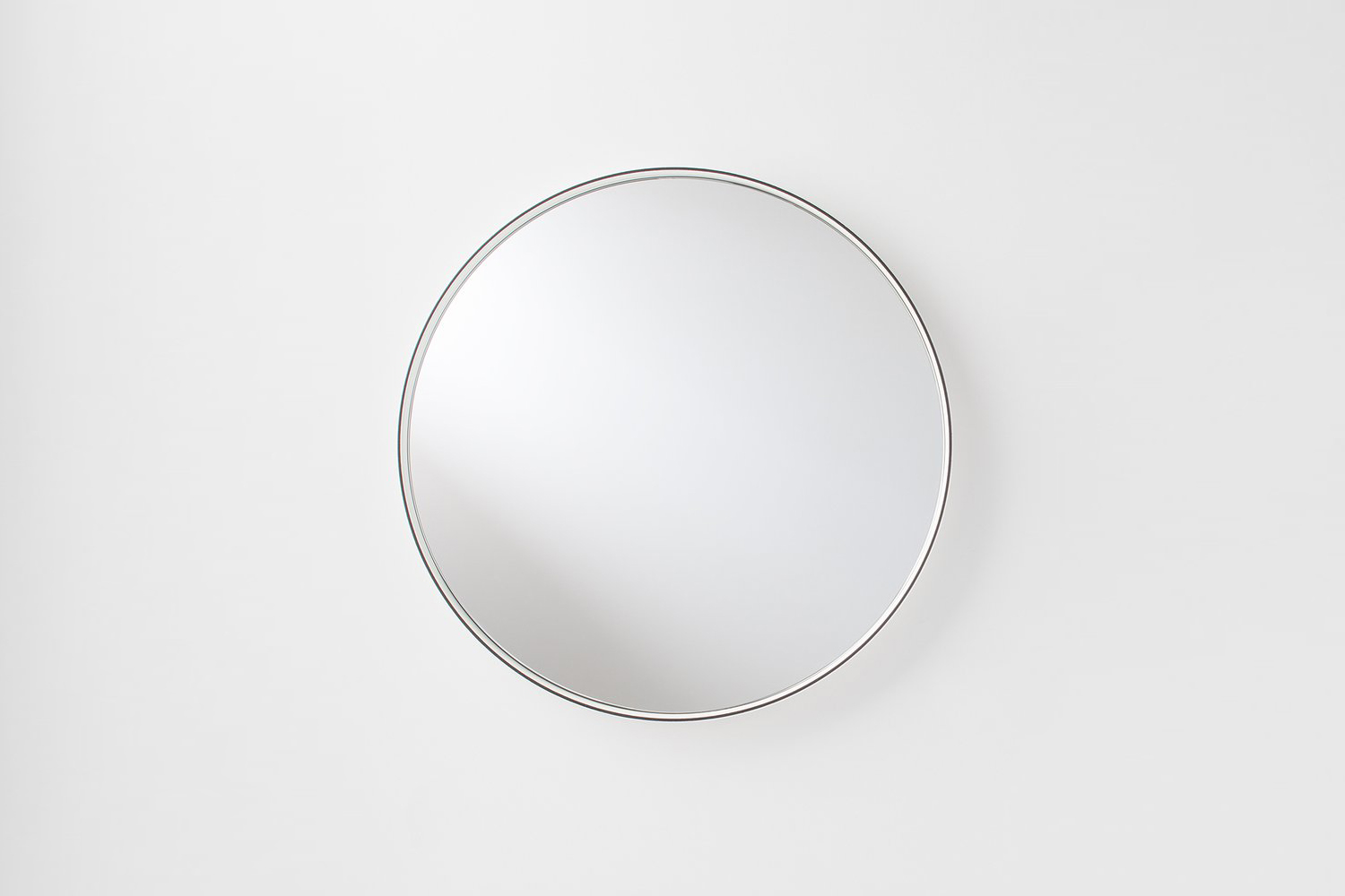The Grant Mirror comes in five colored finishes; $9 at Schoolhouse.