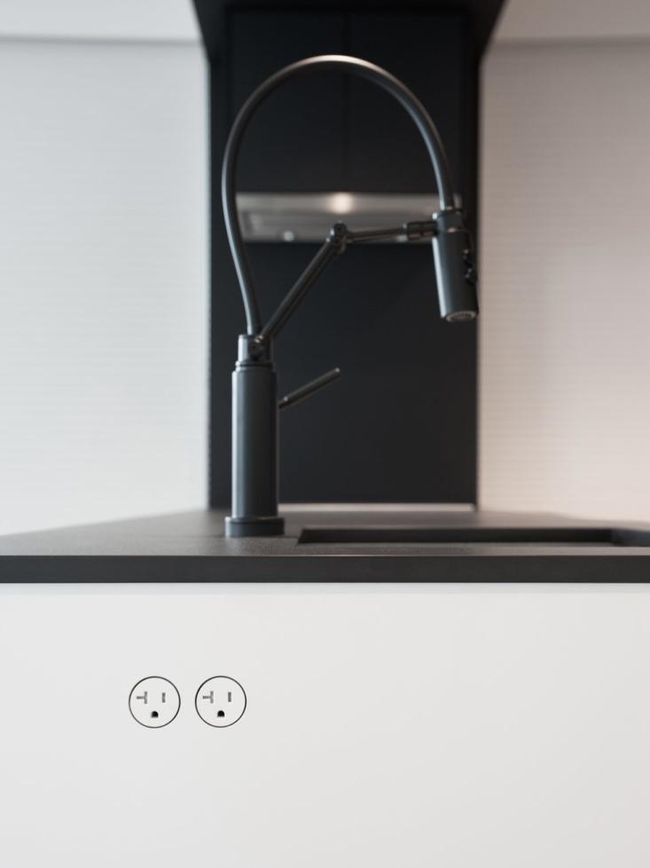 22 System from Bocci in Anthill Studio Kitchen